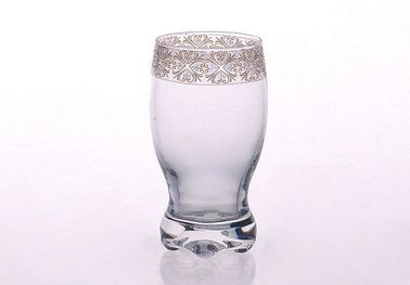 220ml Thick Tumbler Drinking Glasses With Heavy Bottom Machine Blown Craft